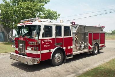 Abilene TX Engine 4