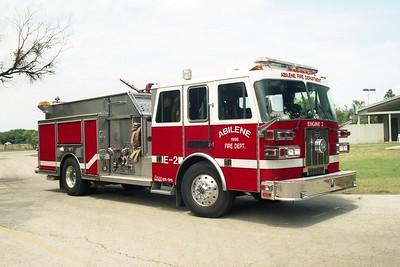 Abilene TX Engine 2