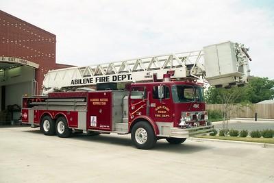 Abilene TX Truck 1
