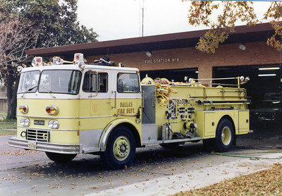 DALLAS  ENGINE 6  WLF