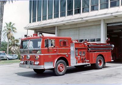 HOUSTON  ENGINE 100  WLF P-80