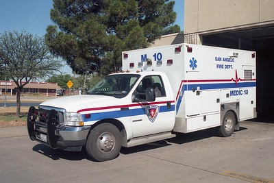 San Angelo TX Medic 10