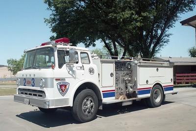 San Angelo TX Engine 23
