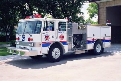 San Angelo TX Engine 21