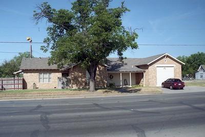 San Angelo TX Former Station D