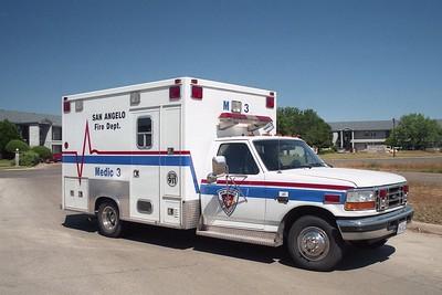 San Angelo TX Medic 3