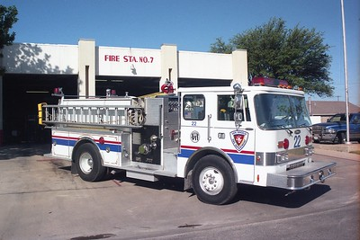 San Angelo TX Engine 22