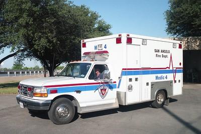 San Angelo TX Medic 4