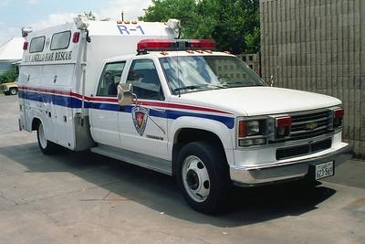 San Angelo TX Rescue 1
