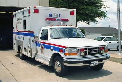 San Angelo TX Medic 7