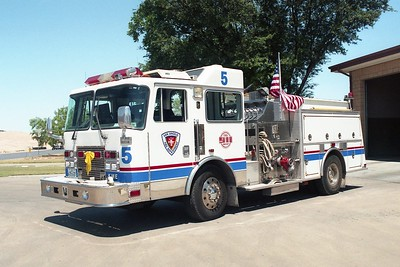 San Angelo TX Engine 5
