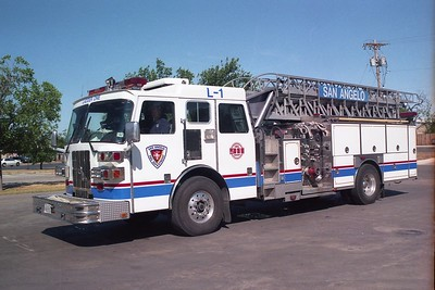 San Angelo TX Ladder 1