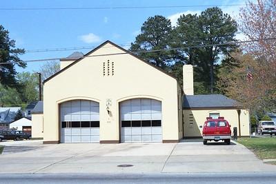 RICHMOND BUREAU OF FIRE  STATION 20