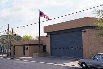 RICHMOND BUREAU OF FIRE  STATION 11