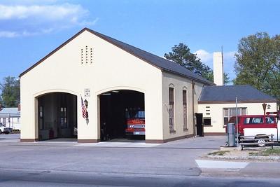 RICHMOND BUREAU OF FIRE  STATION 21