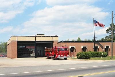 RICHMOND BUREAU OF FIRE  STATION 24