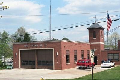 RICHMOND BUREAU OF FIRE  STATION 19