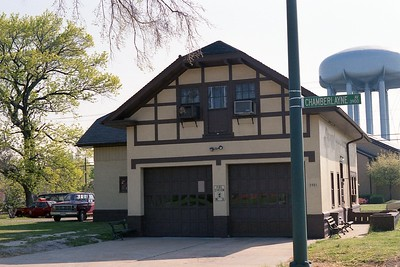 RICHMOND BUREAU OF FIRE  STATION 16