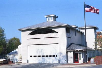 RICHMOND BUREAU OF FIRE  STATION 14