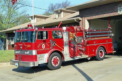 RICHMOND BUREAU OF FIRE  ENGINE 17  1979  DUPLEX - GRUMMAN   1250-500