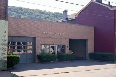 WHEELING FD WV  FIRE STATION 4