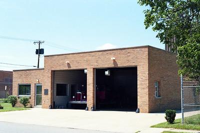WHEELING FD WV  FIRE STATION 3
