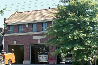WHEELING FD WV  FIRE STATION 10