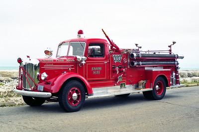 RACINE FD  ENGINE 62  1948  MACK L95   1000-200