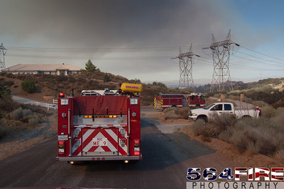 110902 BDf Hill Fire-113
