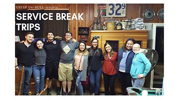 USFSP Un-BULL-ievable Service Break Trips