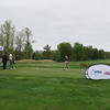 Teeing off at the U.S. Open Local Qualifier