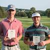 Colin McGaugh (Hamilton, NY) & Daniel Griffiths (Binghamton, NY)