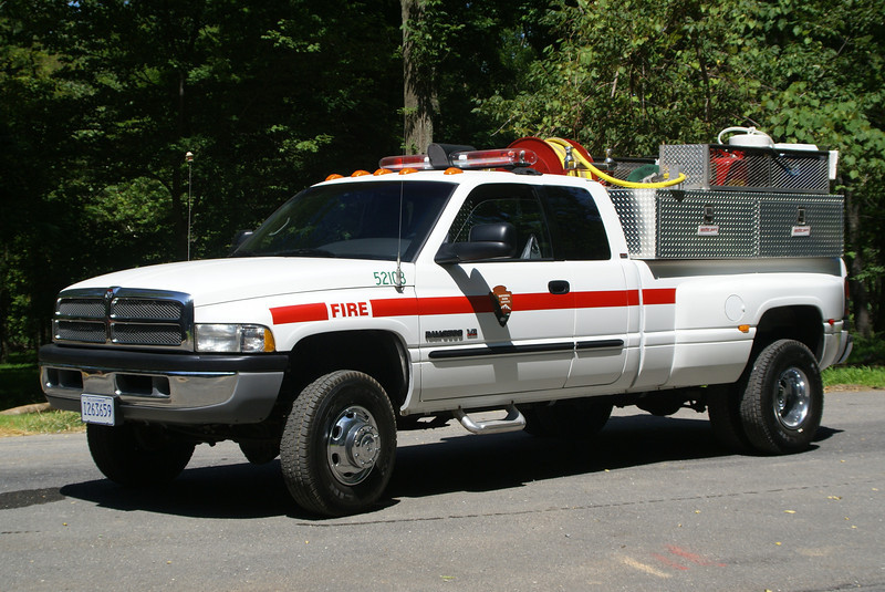 Catoctin National Forest<br /> 2001 Dodge 3500/Wildfire Pacific 100/200