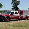 TAU14<br /> 2007 Ford F550/Crash Rescue Equipment CAV-2400 250/400/50/200# PK