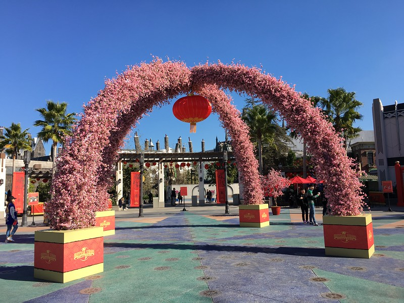 Lunar New Year lands at Universal Studios Hollywood with bigger-than-ever celebration
