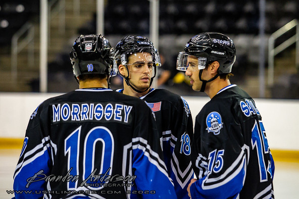 USHL I-80 Showcase in Omaha Nebraska, Tri-City Storm vs Lincoln Stars - Brandon Anderson Photos - September 14, 2019