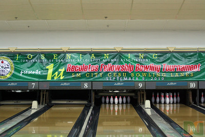 1st Recoletos Fellowship Bowling Tournament