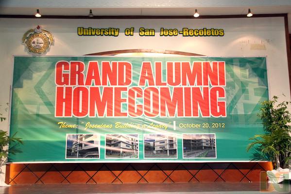 Grand Alumni Homecoming 2012