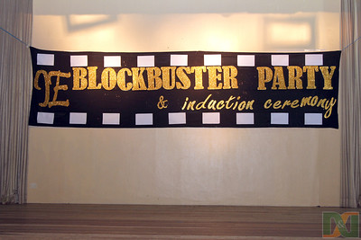 IE Blockbuster Party