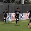 Tampa Bay Rowdies 1 Charleston Battery 0, USL Championship Play Off Semi Final, Al Lang Stadium, St. Petersburg, Florida - 17th October 2020  (Photographer: Nigel G Worrall)