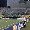 Tampa Bay Rowdies 1 Charleston Battery 0, USL Championship Play Off Semi Final, Al Lang Stadium, St. Petersburg, Florida - 17th October 2020  (Photographer: Nigel G Worrall)