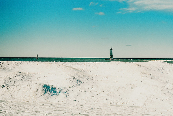 Lake Michigan, Arcadia, MI