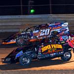 dirt track racing image - HFP_7681