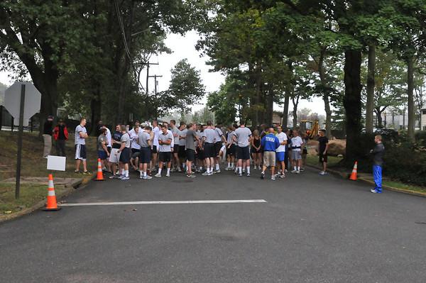 USMMA Homecoming 2012 5K Run
