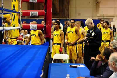 Brigade Boxing Championships Feb. 27, 2009