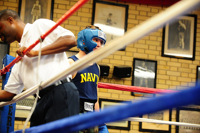 USNA BOXING VS AIR FORCE OCT. 2, 2009