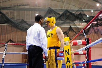 USNA Boxing Brigade Finals Feb. 22, 2008