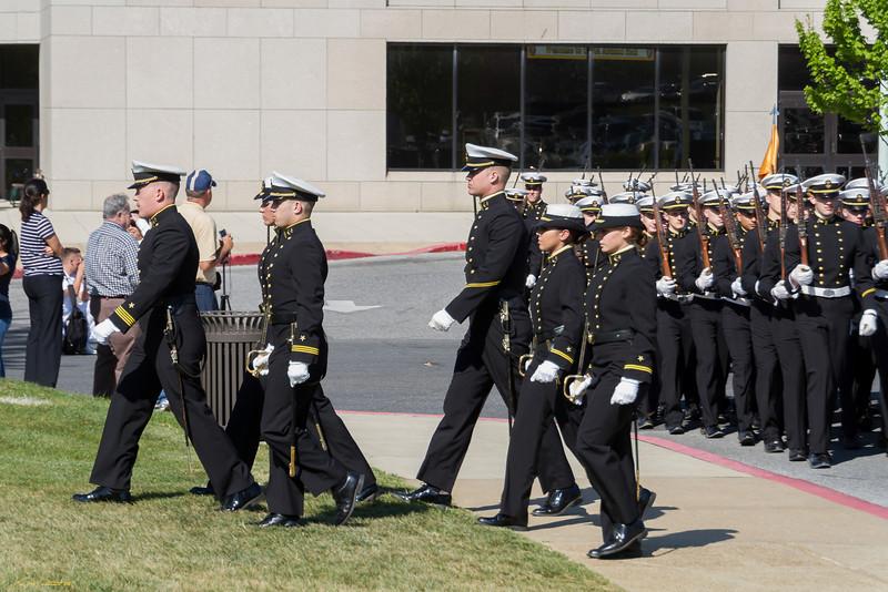 USNA parade-120419 -136-0362