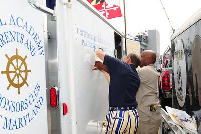 Navy vs Delaware Football Sept. 3, 2011