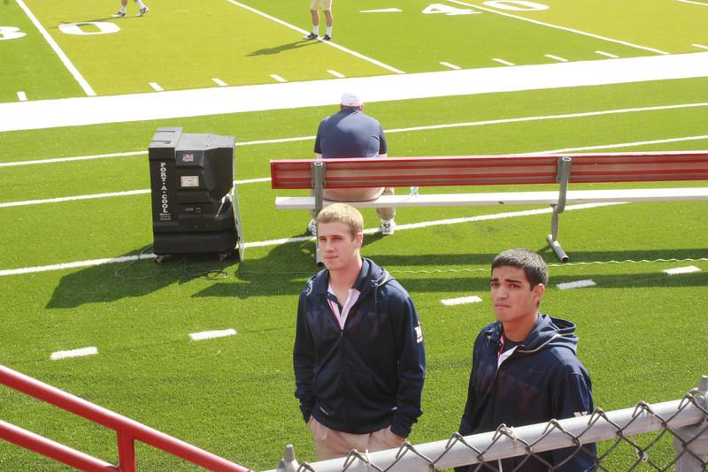 USNA Football 2011